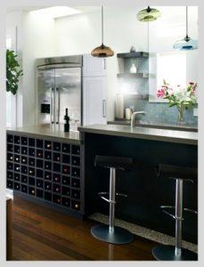 Kitchen Renovation- antiques & decor
