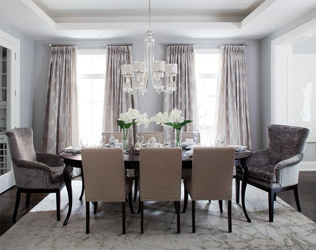 How to properly use chandeliers in your property decor