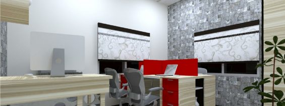 Power your dreams with dynamic office interior designs by Antiques and Decor